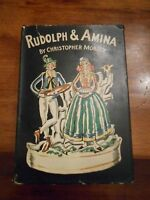 Rudolph & Amina by Christopher Morley. 1930. Presumed 1st edition