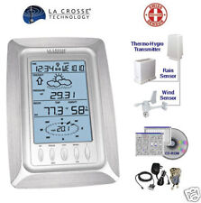 WS-2308 La Crosse Wireless Weather Station RRP $429 + Forecast Station RRP $139