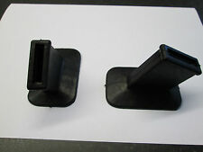 ROVER P6 BUMPER IRON GAITERS (PAIR) FIT FRONT OR REAR