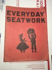 VTG 1930s 1935 Art Craft Activities for Children Book School Teachers Seasonal