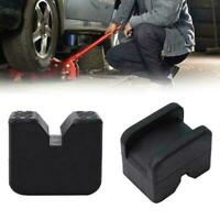 Car Rubber Slotted Pad Lifting Jack Support Block Adapter Protect Best Acce Y3E2