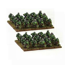 Kings of War Goblin Spitters Horde - Mantic Games