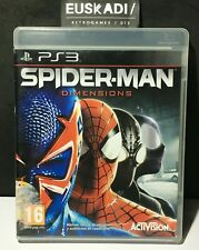 Spider-Man: Dimensions // Playstation 3 (PS3) - Completo // PAL España