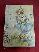 Vintage Thorens Music Box Model #308 2/28 Note Erna Maison Kurt Print (Video)