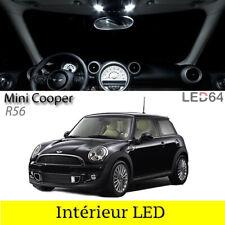 Kit ampoules à LED pour l'éclairage intérieur blanc Mini Cooper R56