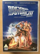 Michael J. Fox Regreso Al Futuro 3~1990 Time Travel Sci-Fi Clásica Gb DVD