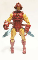 """House of M iron Man Marvel Legends Action Figure Avengers 6"""" scale toy"""