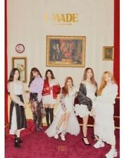 (G)I-Dle - I Made (2nd Mini Album) [New CD] With Booklet, Photos, Stickers, Asia
