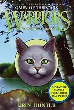 The Fourth Apprentice - Warriors Omen Of The Stars by Erin Hunter HC new