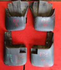 Original Honda CR-V 97-01 RD1 set of mud flaps splash guards