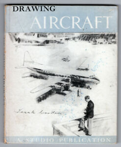 DRAWING AIRCRAFT Frank Wootton Studio Publications 1st ed hb vgc