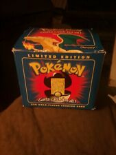 Pokemon, CHARIZARD 23K Gold Plated Trading Card, New In box