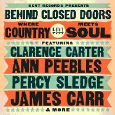Various Artists - Behind Closed Doors: Where Country Meets Soul [New CD] UK - Im