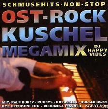 Ost-Rock Kuschel Megamix - CD NEU - Karat Silly Electra Rote Gitarren Puhdys