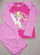 Pyjamas rose pour fille de 9 à 10 ans