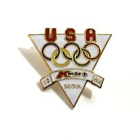 Seoul Korea 1988 Summer Olympic Games Kmart Sponsor Lapel Pin