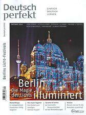 Deutsch perfekt, Heft Oktober 10/2014 inkl. deins! - Deutsch Lernen + wie neu +