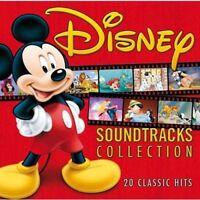 Various Artists - Disney BANDAS SONORAS Colección NUEVO CD