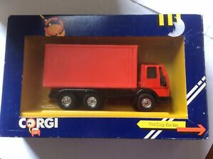 Corgi Ford Cargo Box Van England