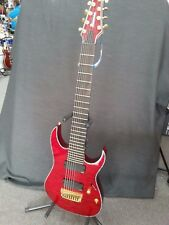 ibanez rgix28fe 8 string electric guitar