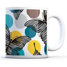 Pretty Butterflies - Drinks Mug Cup Kitchen Birthday Office Fun Gift #8412