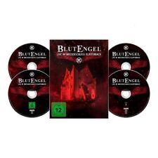 BLUTENGEL - LIVE IM WASSERSCHLOSS KLAFFENBACH (LTD. EDT.)  2 CD+DVD+BRD NEW!