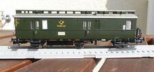 Electrotren 006307 Automobile di alberino-ufficio ferroviario Scala H0 der