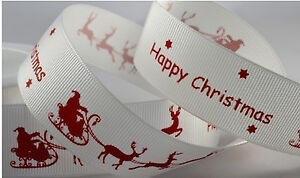 Ribbons  - Perfect for Wrapping or Cake Decoration (CHEAP) - Christmas