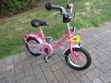 PUKY Kinderfahrrad 12 Zoll Modell Lovely Pink mit Rücktrittbremsen