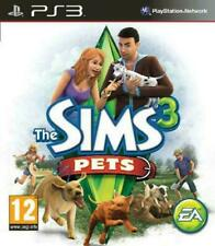 THE SIMS 3 PETS SONY PS3 UK PAL GAME **SAME DAY DISPATCH - FREE FAST P&P**