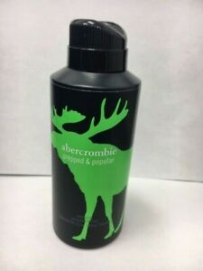 NWOB Abercrombie Prepped & popular  Body Spray - 4.2 Oz.