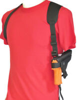 Gun Shoulder Holster for Hi Point Model C9 in 9mm Black