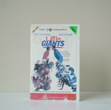 Little Giants RARE clam Shell VHS tape 1995