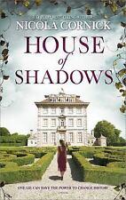 Cornick Nicola-House Of Shadows  BOOK NEW