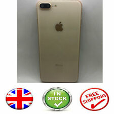 Genuine IPHONE 8+ PLUS GOLD REAR CHASSIS HOUSING ORIGINAL - GRADE A Condition