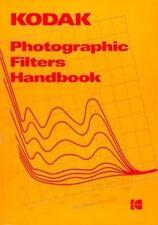 KODAK Photographic Filters Handbook (Kodak Publication), KODAK, Good Book