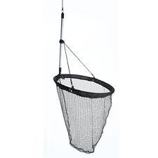 Spundwandkescher Hängekescher Brückenkescher Drop Net 70cm inkl 8m Seil