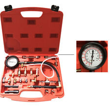 Petrol and diesel fuel pump pressure Tester / Meter 0 - 140 PSI