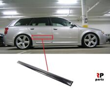AUDI A4 B7 B6 2001-08 SIDE REAR DOOR UPPER MOLDING TRIM PRIMED RIGHT 8E0853964