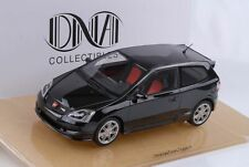 Honda Civic Type R EP3 2004 black 1:18 DNA Resin NEU