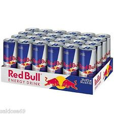 24 Mega Dosen a 473ml Red Bull Energy Orginal incl. 6€ Pf Redbull