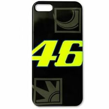 Nuevo Oficial VR46 Valentino Rossi Negro Funda de Teléfono para iPhone 4 Iphone 4s