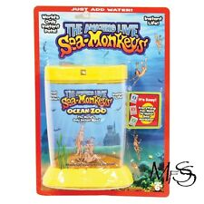 Sea Monkeys Ocean Zoo Yellow   *  Brand New