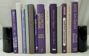 Modern/Contemporary Decorative, Decor, Staging HB Books Lot *CHOOSE YOUR COLOR*