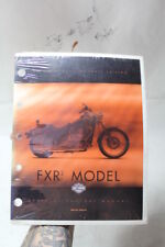1999 FXR2 parts catalog 99426-99 NOS Harley FXR manual book FXRT FXRP EPS19678