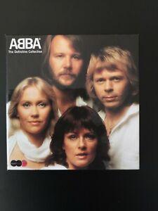 ABBA - The Definitive Collection - 2 CD 1 DVD Box set