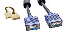 VGA/SVGA D-Sub Male Cables