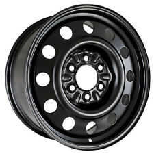 03526 New COMPATIBLE Spare Black Steel Wheel 18in Fits Ford F150 Truck 2004-2018