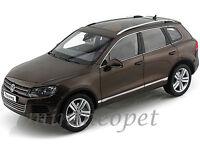 KYOSHO 08822GBR 2010 VW VOLKSWAGEN TOUAREG TSI SUV 1/18 GRACIOSA METALLIC BROWN