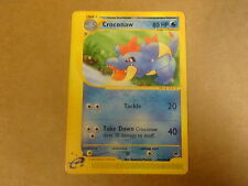 POKEMON CARD / E EXPEDITION 2002. CROCONAW N° 74/165